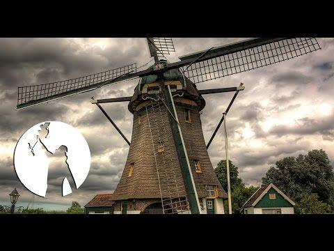 סרטון מדהים שמציג את יופייה של הולנד ב-5 דקות