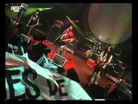 Jóvenes Pordioseros video Barrio - CM Vivo 2007