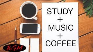 勉強用 + 作業用BGM! カフェミュージックで集中力UP!!