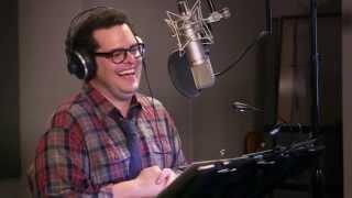 Frozen Fever Behind The Scenes - Josh Gad, Jonathan Groff