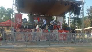 Zuva    Fusion 5 Mangwiro  Live Performance @ Unplugged Festival