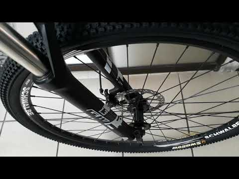 bicicleta Venzo thorm rin 29 grupo shimano, suspensión de bloqueo