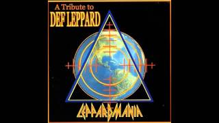"""Kevin Dubrow of QUIET RIOT """"ROCK,ROCK"""" Tribute to Def Leppard """"Leppardmania"""""""