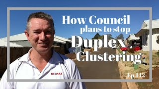 Ep142. How Council Plans To Stop Duplex Clustering