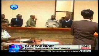 News: Fake Cop Probe