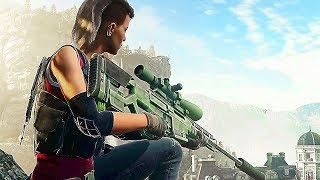 HITMAN 2 - Gameplay Sniper Assassin & Miami Walkthrough (2018)