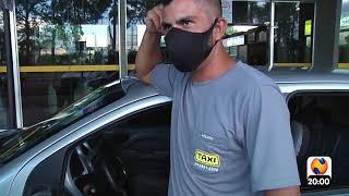 Análise da Notícia - Insegurança taxistas e motoristas de aplicativos