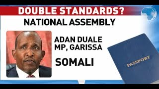 10 MPs could lose seats over dual nationality - VIDEO