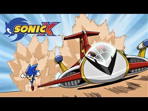 [OFFICIAL] SONIC X Ep21 - Fast Friends