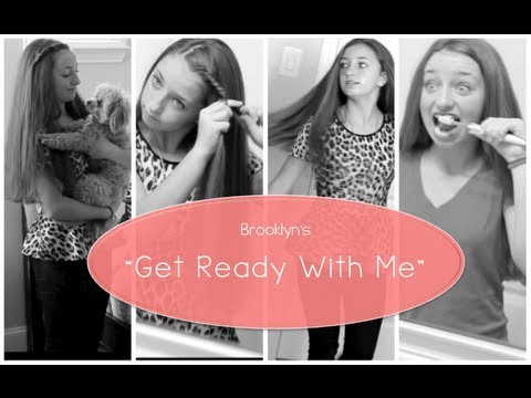 ♡ Get Ready With Me {Brooklyn} ♡