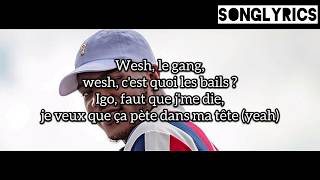 NISKA   W.L.G  Lyrics (SONGLYRICS)