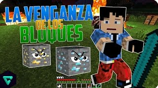 ¡La Venganza De Los Bloques! |  Revenge Of The Blocks Mod Review 1.7.10