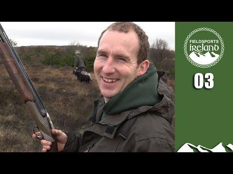 Snipe Shooting & Boar Hunting – Fieldsports Ireland, episode 3