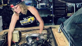 Diesel glow plugs swap, Luv LOVE - In the shop with Emily EP 38