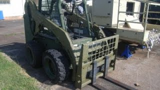 preview picture of video 'Bobcat Tractor Model: S175 on GovLiquidation.com'