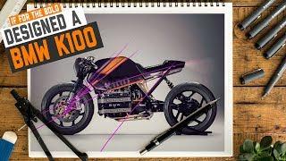 bmw k100 cafe racer build guide - TH-Clip