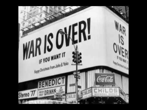John Lennon - Happy Xmas (War Is Over) - Christmas Radio