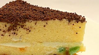 Воздушный Творожный Пирог в Мультиварке видео рецепт