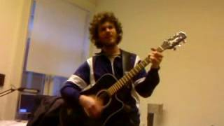 Tis of thee - Ani Difranco cover (Timothy Strange)