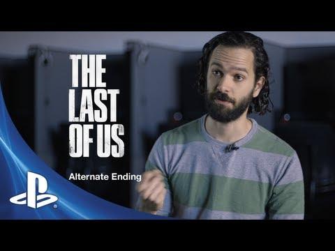 Alternativní konec The Last Of Us