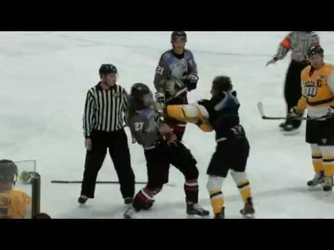 Alexander Taulien vs. Brantley Sherwood