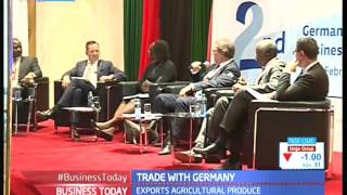 Business Today: Trade with Germany conference part 2