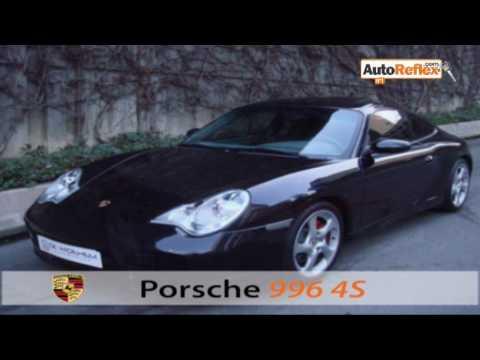 Test Porsche 996 4S Occasion