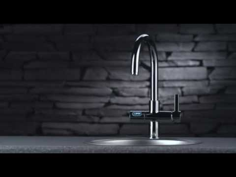 Köksblandare Grohe Blue Chilled and Sparkling Starter Kit