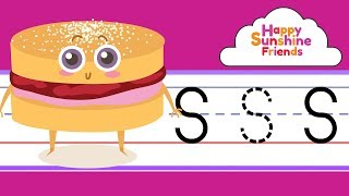 Kids Letter Recognition | How To Write ABC For Kids