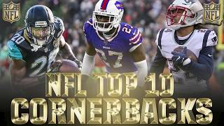 Top 10 Cornerbacks in the NFL 2020