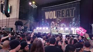 Volbeat   Leviathan   4K   Live @ Glen Helen Amphitheater 72719