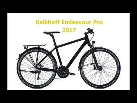 Trekkingrad Kalkhoff Endeavour Pro 2017