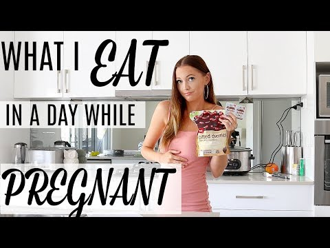 PREGNANT WHAT I EAT IN A DAY - FIRST TRIMESTER OF PREGNANCY + 5K SPECIAL *AUSSIE MUM VLOGGER*