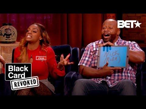 JessHilarious Says Drake Should Wife Up Nicki Minaj - Deleted Scenes | Black Card Revoked