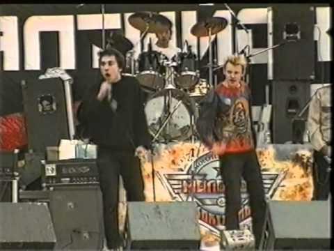 Король и Шут - Смельчак и ветер(Москва, 1998)