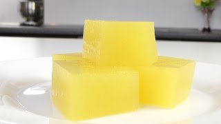 Мармелад из фруктового сока видео рецепт