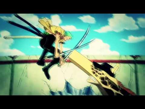 I'll be stronger ( zoro ) :X