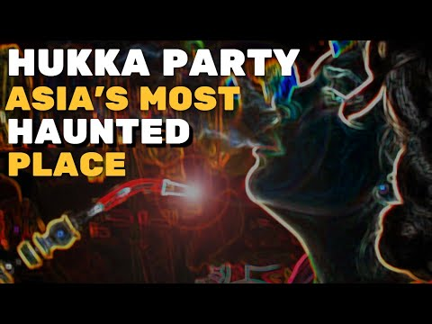 WORLD FIRST HUKKA PARTY AND CHINESE LAMP FLYING EVENT AT ASIA'S MOST HAUNTED PLACE - ENGLISH VERSION