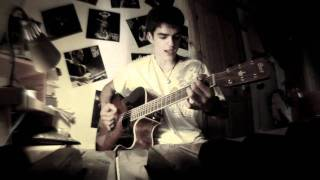 Lady Gaga (Chris Daughtry) - Poker Face acoustic cover