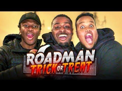 Roadman Trick or Treat