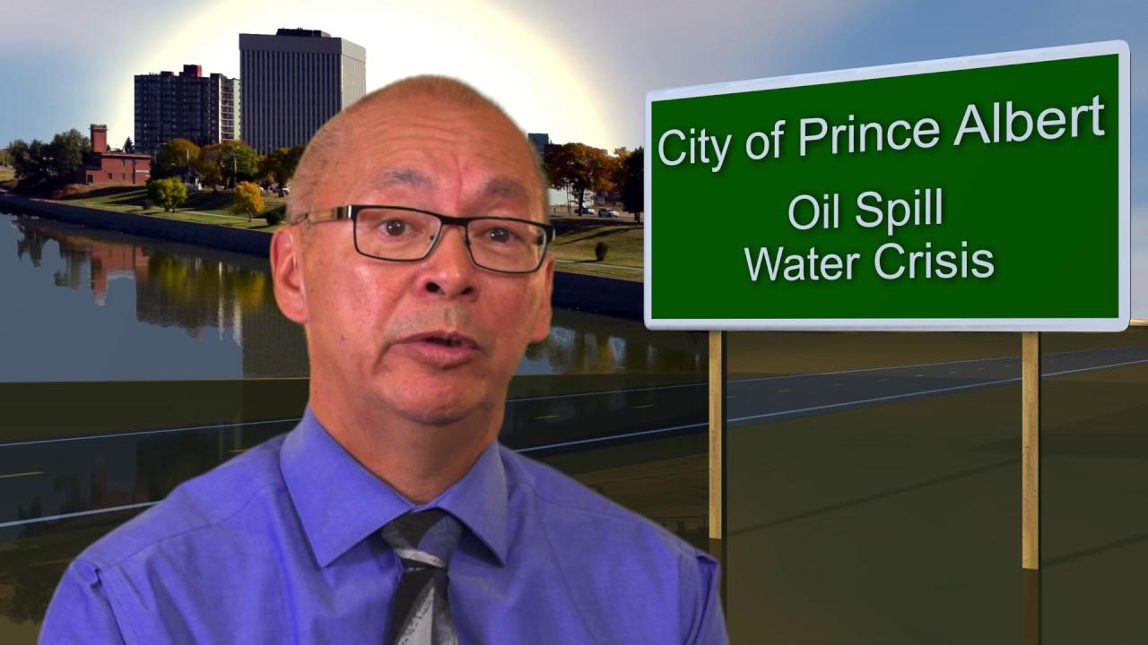 Prince Albert Oil Spill Crisis