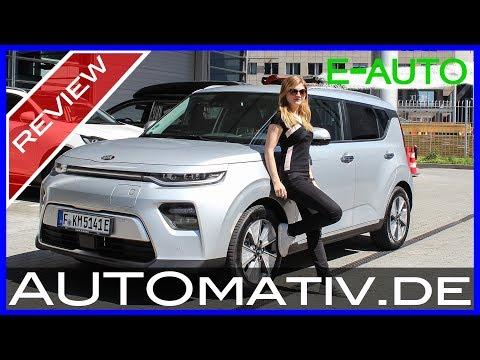 Neuer Kia e-Soul (64 kWh, 150 kW) im Test: Stylisches Elektroauto ab 34.000 Euro!
