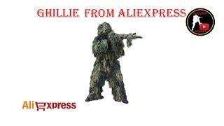 [ОБЗОР] Гилли с Алиэкспресс / GHILLIE FROM ALIEXPRESS