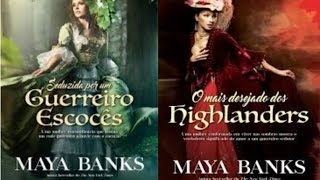 Resenha Dupla: Maya Banks - Desafio Históricos E Eu