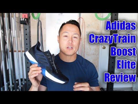 Adidas CrazyTrain Boost Elite Review