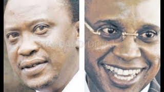 President Uhuru's fears about Jimi Wanjigi relationship with Raila Odinga