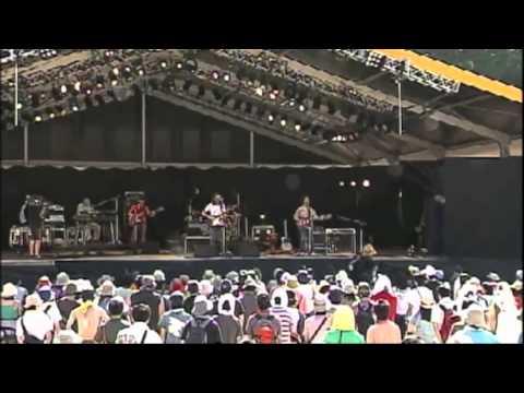 """Highway Song"" Sentimental City Romance Fuji Rock 2007"