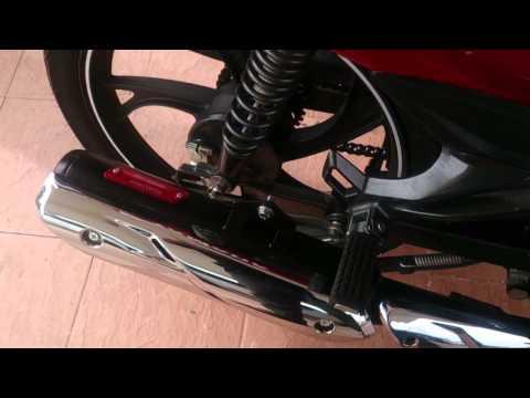 SportBonus 110SR - BM Power Exhaust
