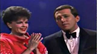 JUDY GARLAND:'ROCK A BYE YOUR BABY (WITH A DIXIE MELODY)' ON 'THE ANDY WILLIAMS SHOW'. 1965.