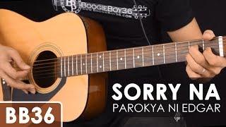 Sorry Na - Parokya Ni Edgar Guitar Tutorial